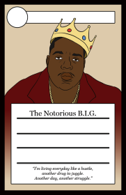 The Notorious B I G